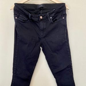 Paige Ultra Skinny Ankle Jeans